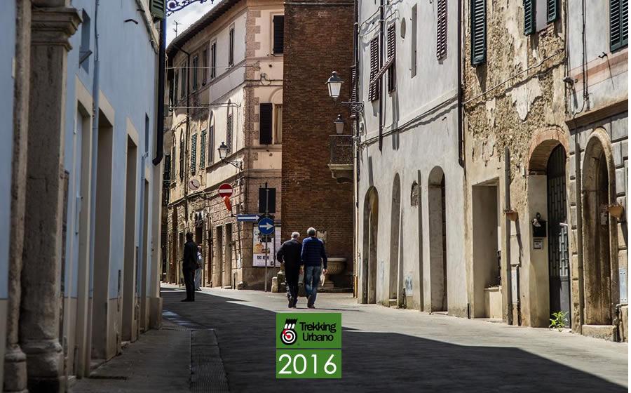 Asciano trekking urbano 2016 for Ufficio decoro urbano catania