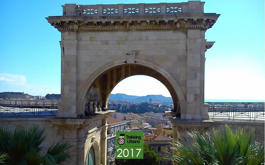 Trekking Urbano 2017