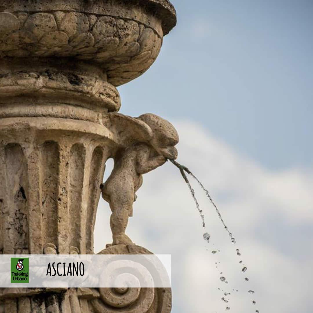 Asciano trekking urbano for Ufficio decoro urbano catania