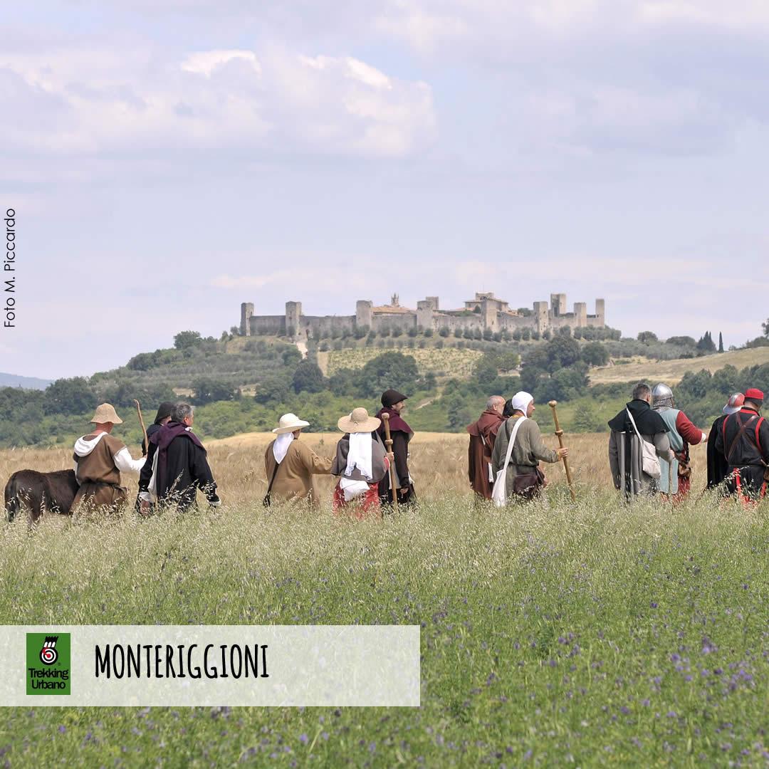 Monteriggioni trekking urbano for Ufficio decoro urbano catania