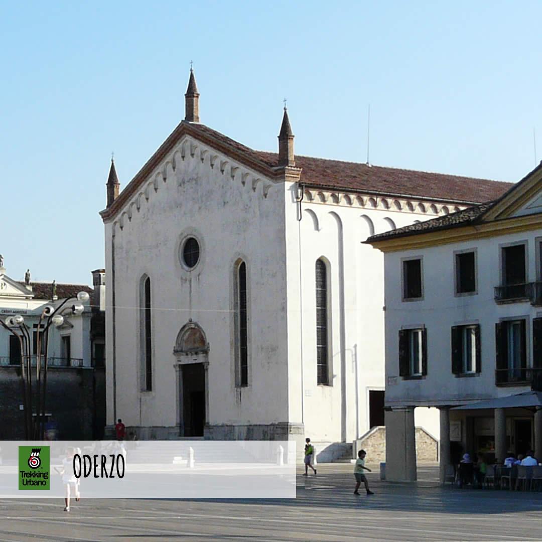Oderzo trekking urbano for Ufficio decoro urbano catania