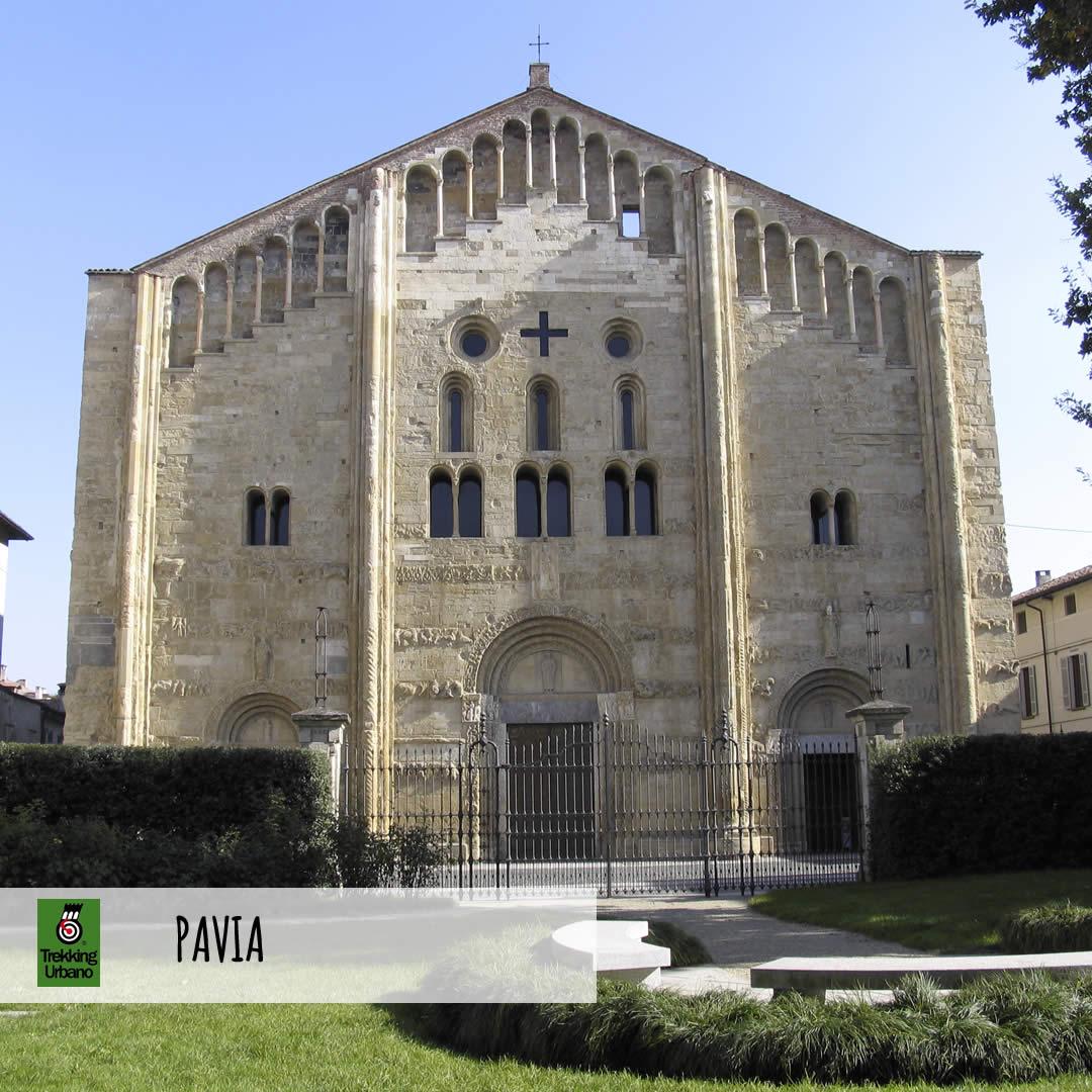 Pavia - Trekking Urbano