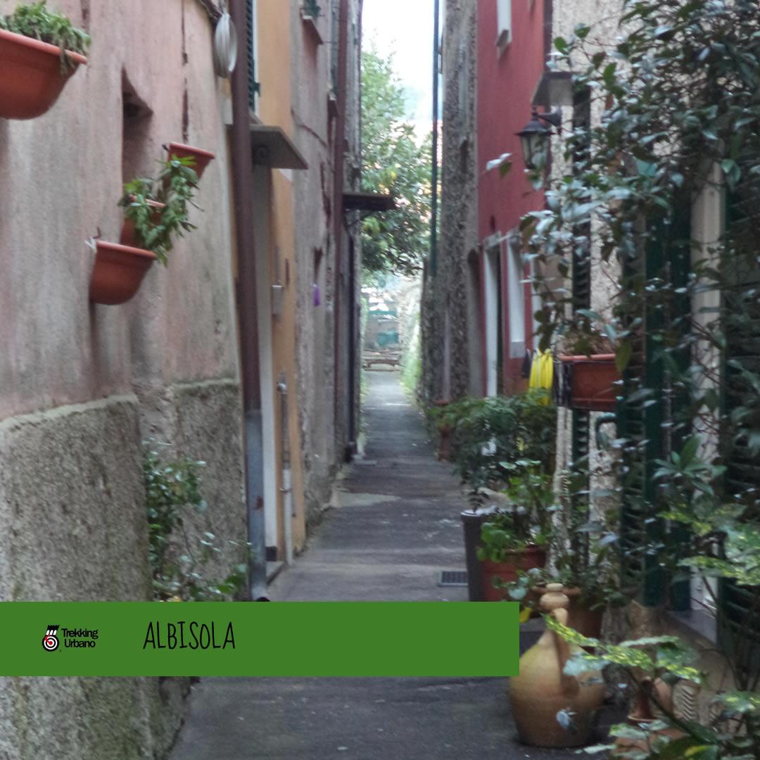 Albisola Trekking Urbano 2018