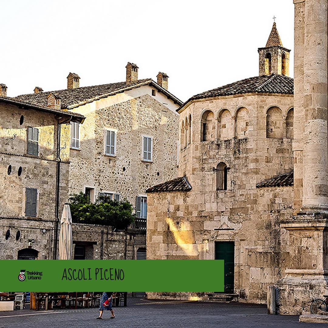 Ascoli Piceno Trekking Urbano 2018