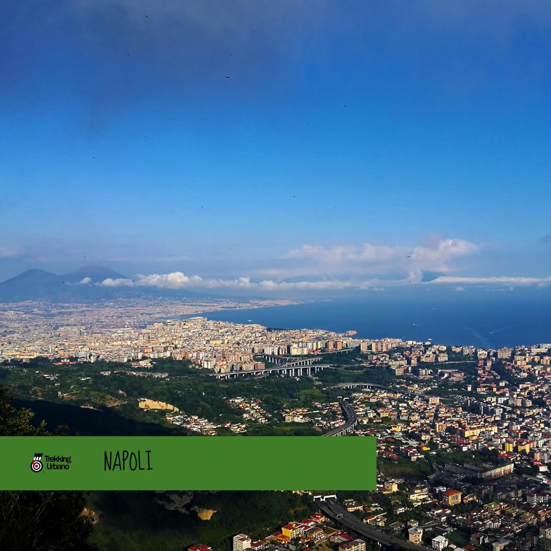 Napoli Trekking Urbano 2018
