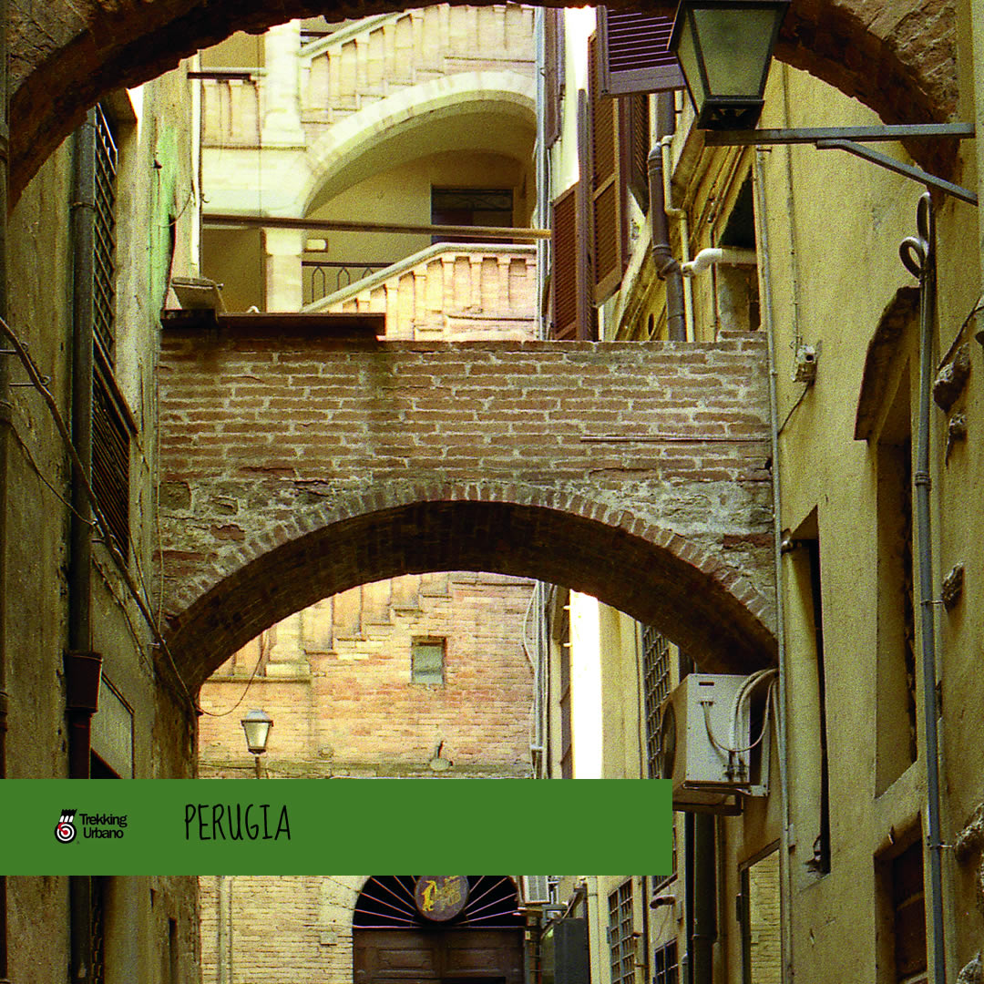 Perugia Trekking Urbano 2018