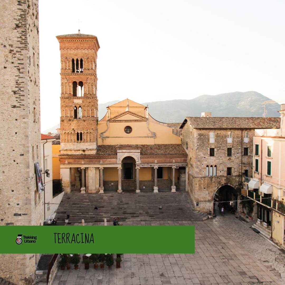 Terracina Trekking Urbano 2018