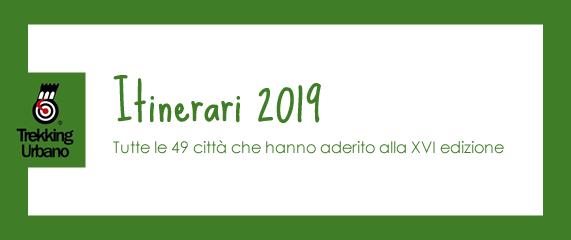 Trekking Urbano 2019
