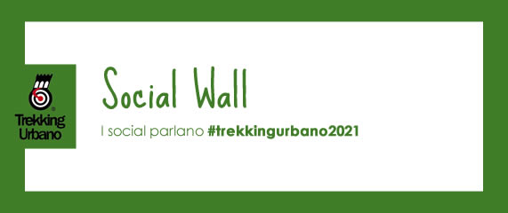 Trekking Urbano Itinerari 2021